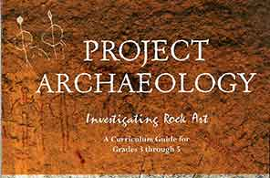 Project Archaeology Ciriculum Cover
