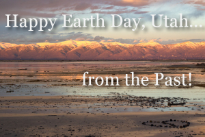 Earth Day Utah from the past