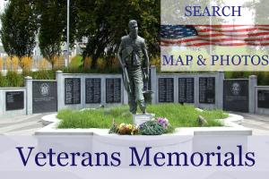 Veterans Memorials in Utah