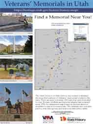 Veterans Memorials in Utah 2017