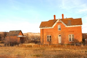 Historic property in Escalante Utah