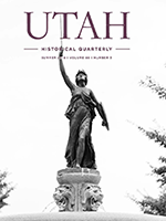 Utah Historical Quarterly