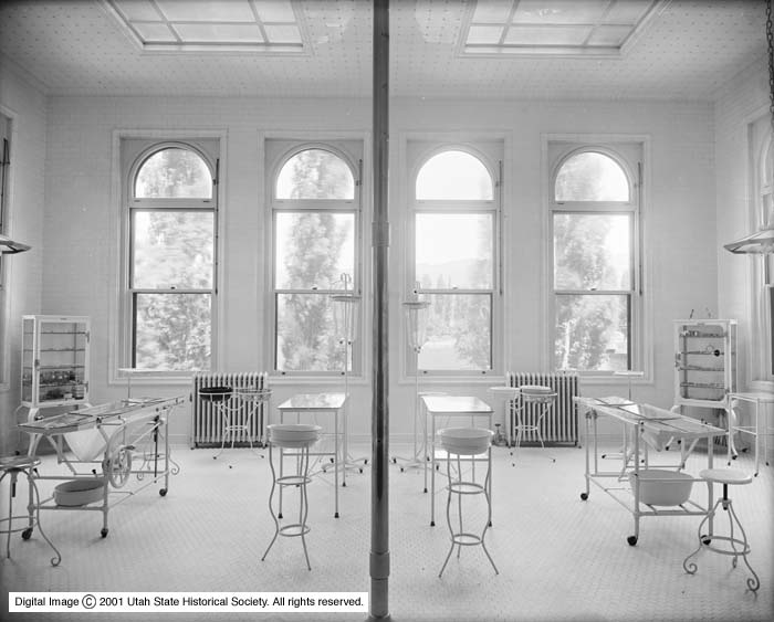 """Featured image for """"Salt Lake City Hospitals, circa 1900"""""""